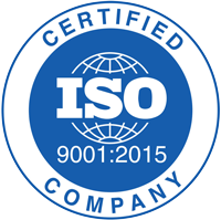 IS09001-2015 Certification